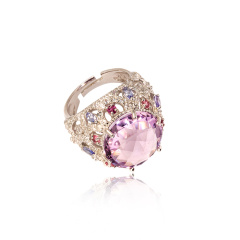 chateau紫水晶戒指 货号109628