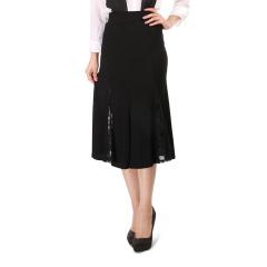 J.K蕾丝开衩半身裙 货号110198