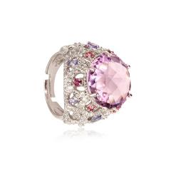 chateau紫晶戒指
