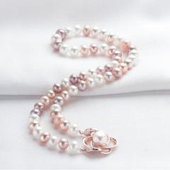 繁诺百变风情珍珠项链套组 货号113796