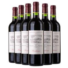 法国拉菲尚品波尔多干红套组 货号117992