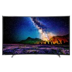 东芝55英寸4K曲面智能网络电视 货号121277