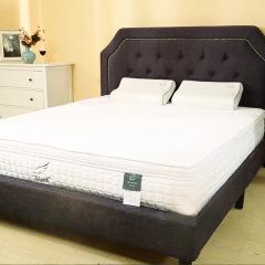 玺堡太空33度床垫买赠组1.8米 货号122882