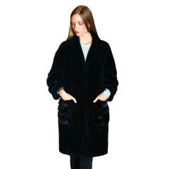 圣格伦纳女士羊毛大衣特供组