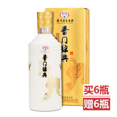 贵州茅台集团酱门经典酱领酒