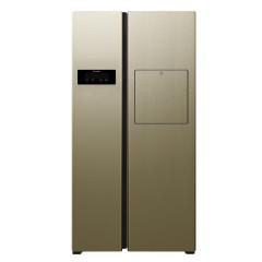 达米尼518升吧台款对开门冰箱