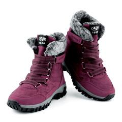 EUK女士极地越野雪地靴