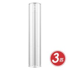 海信3匹圆柱一级变频冷暖空调