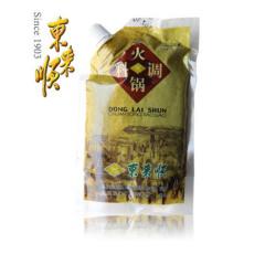 东来顺 火锅蘸料 精制调料 原味 200g*4 火锅食材 清真食品