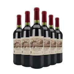 萨伦堡经典干红葡萄酒750ml*6