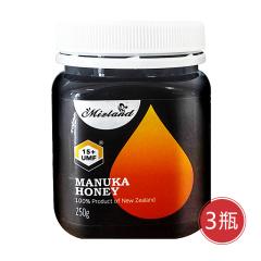 [全球卖场]进口麦卢卡蜂蜜15+