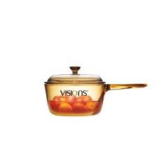 康宁 (VISIONS)晶彩透明单柄锅 VSP-1·琥珀色