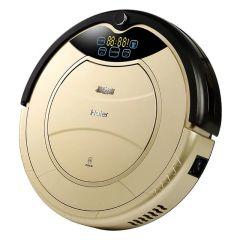 海尔(Haier)智能扫地拖地机器人探路者HB-X300G plus 金色