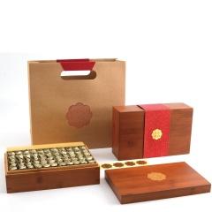 瓯叶 大红袍茶叶 武夷岩茶茶叶 乌龙茶 私人订制 250g 礼盒装