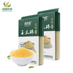 【中国农垦】北大荒 优质杂粮东北杂粮精品玉米糁400g*2