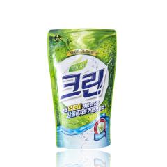 【除油去污】韩国原产Sandokkaebi山小怪餐具洗洁精清洗剂800g*3瓶装