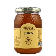 西班牙原装进口布罗家族柠檬蜜500G
