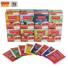 斯里兰卡原装进口 IMPRA 英伯伦锡兰礼盒装调味茶(2g*10袋*8盒)160g