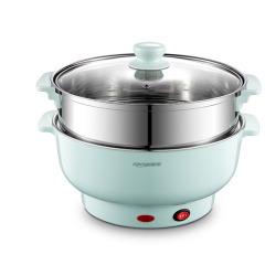 亚摩斯电火锅 蒸 煮 涮 满足您不同的需求