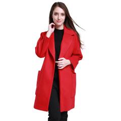 DS法式吉丝琳羊毛大衣