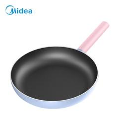 美的 奶锅Micca匀香不粘汤奶锅不粘炒锅煎锅宝宝辅食拉面泡面锅燃气电磁通用煎锅