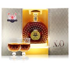 路易王朝珍品XO白兰地 法国洋酒原瓶进口 礼盒洋酒 700ml*1