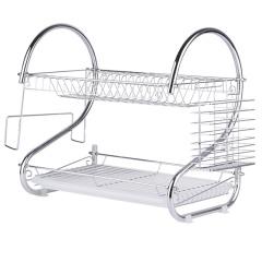 安瑞特 厨房不锈钢碗碟架 碗筷菜板沥水架