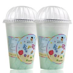 韩国进口帕克大叔菠萝味棉花糖2盒装
