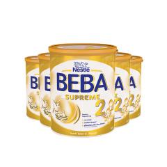【德国直邮】【两罐装】德国雀巢BEBA婴儿奶粉至尊2段