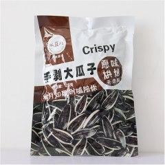 米豆儿 手剥大瓜子 葵花子128g*5袋