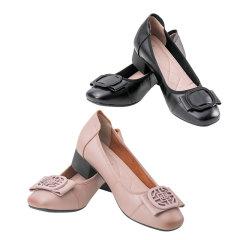 ITERMAN舒软时尚牛皮女鞋