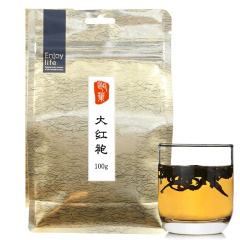 瓯叶 大红袍茶叶 武夷岩茶 武夷山茶叶 乌龙茶 100克/袋