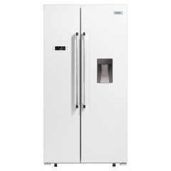 奥马526升带水箱双开门冰箱