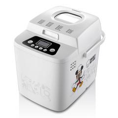 迪士尼(Disney)面包机DSN-MB500B 白色   15小时预约