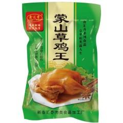 【地方美味】山东蒙山草鸡王 600g(每只都是整鸡 拒绝拼装)