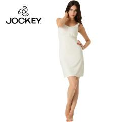 Jockey  女超细棉莫代尔性感舒适背心睡裙