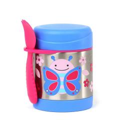 Skip Hop 可爱动物园儿童食物保温罐325ml