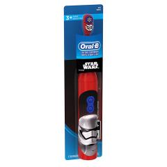 海外直邮/Oral-B 欧乐B 儿童电动牙刷迪士尼图案电池入-星球大战款 DB3010
