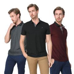 Fortei意式轻奢商务Polo衫