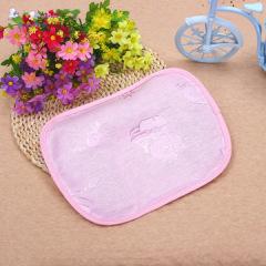 外贸夏季冰丝婴儿枕头 新生儿纠正偏头防偏头儿童定型枕0-3岁宝宝枕头