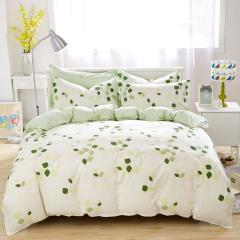 VIPLIFE高端全棉四件套 纯棉床单被套200*230CM