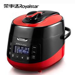 荣事达(Royalstar)电压力锅YDG50-90A89 黑晶5L内胆 不粘锅