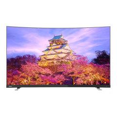 东芝65英寸4K曲面语音智能电视 货号123732