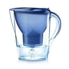碧然德(BRITA)过滤净水器 家用滤水壶 净水壶 Marella 金典系列 3.5L(蓝/白)