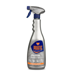 狐狸爸爸浴室卫生间玻璃水垢清洁剂瓷砖不锈钢多功能发泡沫清洗剂750 ML