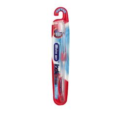 韩国原装进口唯齿康新概念双色指示型牙刷