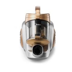 美的(Midea) 美的强力吸尘器家用静音手持吸尘大功率除尘VC12A1-FG 茶色