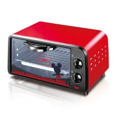 迪士尼(Disney)电烤箱RK-09F  红色   15分钟定时