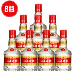 五粮液股份公司 五粮精酿 45度100mL浓香型白酒小酒 单瓶100mL*8瓶