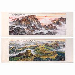 莫雨根《中华颂》国画珍藏